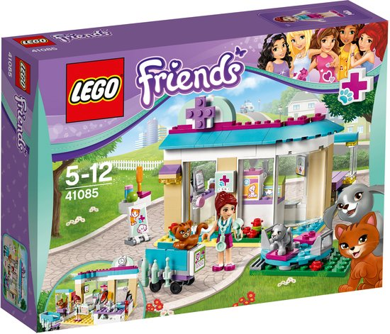 LEGO Friends Dierenkliniek (setnr 41085)