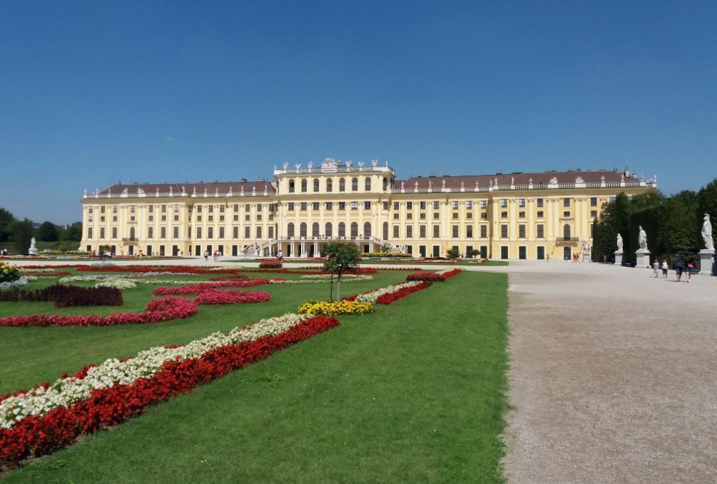 Schloss Schonbrunn Wenen