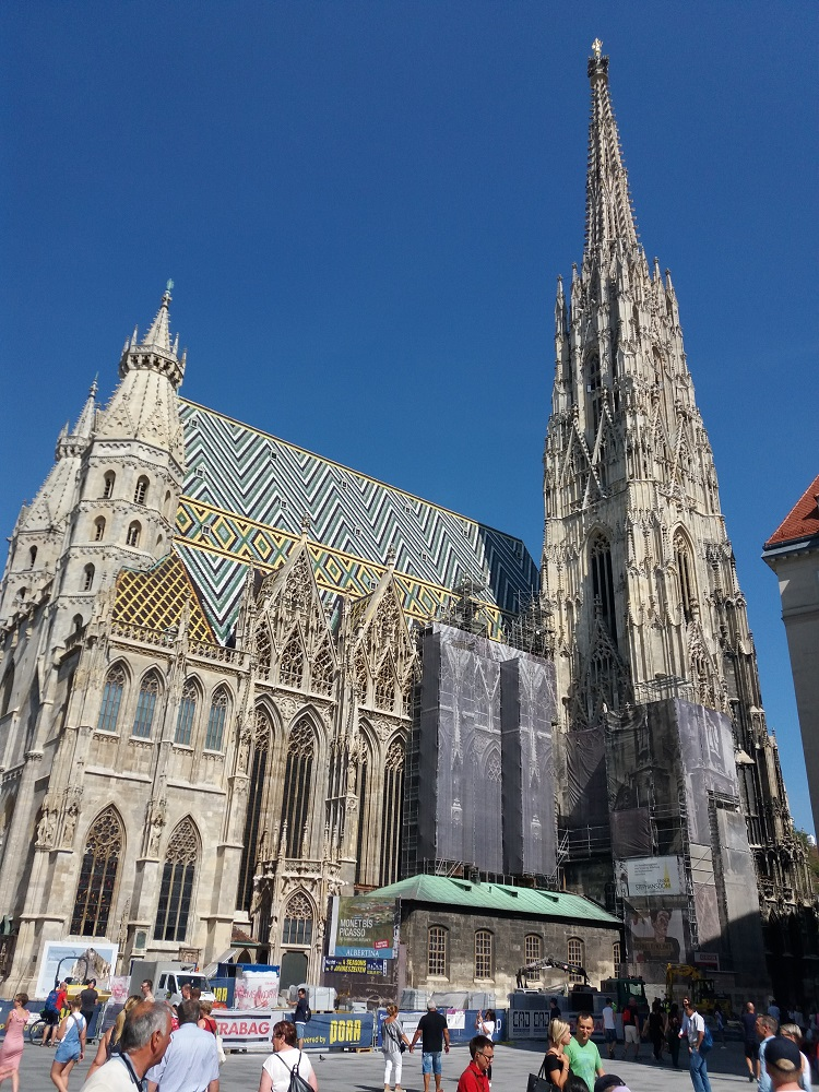 Stephansdom kathedraal Wenen