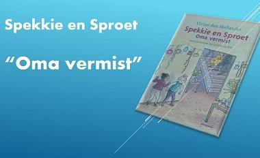 Boekbespreking Spekkie Sproet