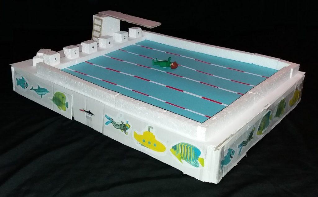 suprise zwemmen