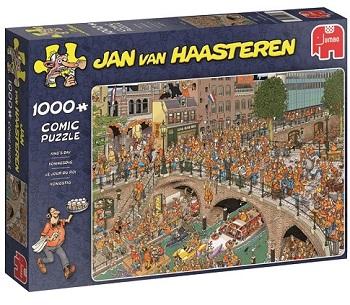 Jan van Haasteren 1000 stukjes