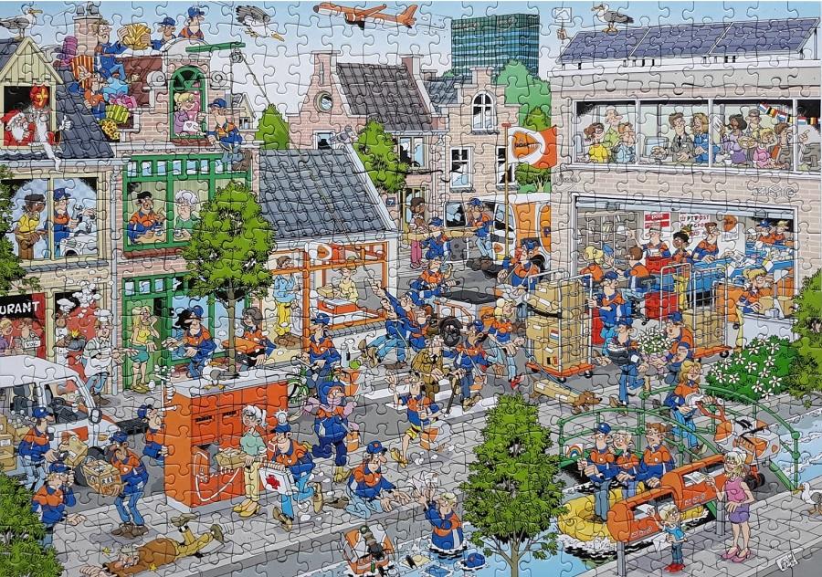 PostNL puzzel