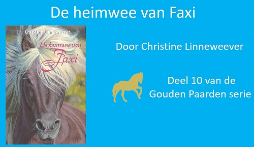 Heimwee van Faxi, Christine Linneweever | Boekbespreking